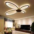 Modern Acrylic Butterfly Remote Control LED Ceiling Lights for Living Room Bedroom Led Dimming Ceiling Lamp Fixture luminaria