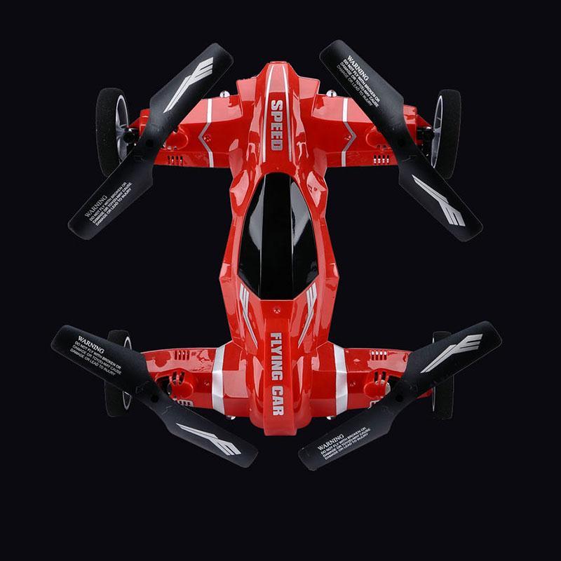 2.4GHz 2MP Gyro Headless Mode RC Quadcopters Drone Camera Hexacopter Dual Mode