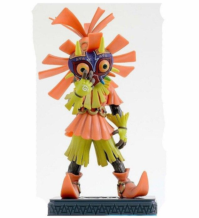ФОТО Anime Figures Zelda Game Pvc Figures Hot Toys 16cm Japanese Toys Kid Gift The Legend Of Zelda Collection Models