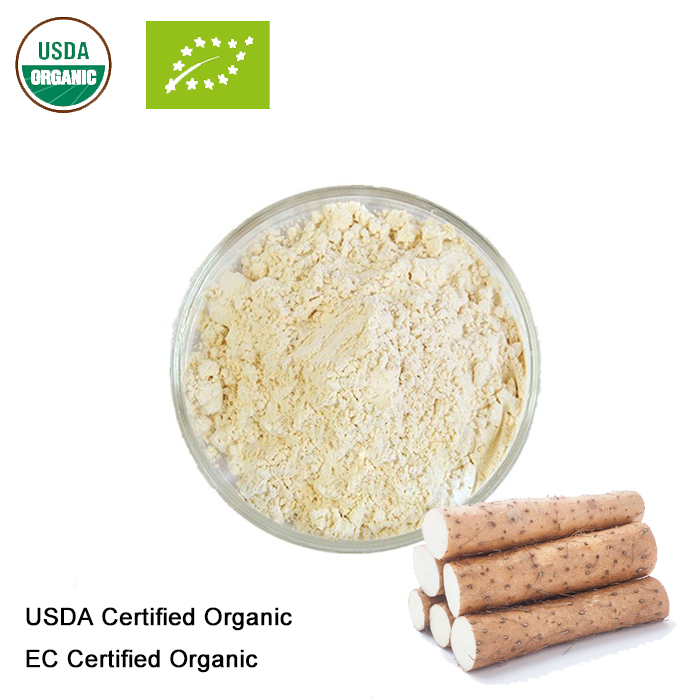 Gesundheitsversorgung Hell Usda Und Ec Certified Organic Wild Yam Extrakt Yam Extrakt 10:1 Diversifiziert In Der Verpackung
