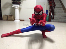 2018 NEW Spiderman Costume Spider-Man Cosplay Clothing Children Kids Halloween Costumes Black Spider-man