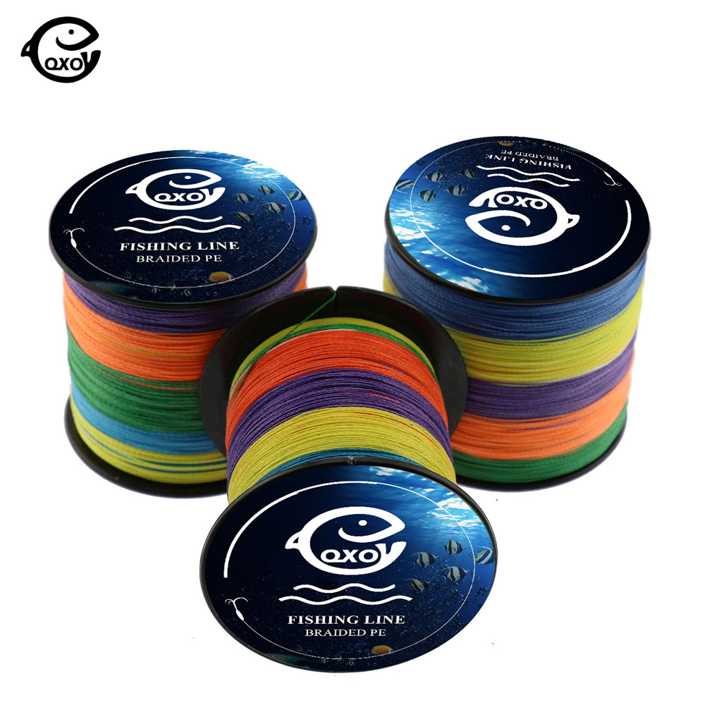 QXO 300m Fishing PE Line Tresse fish Multi filament Braided Wire Material 4stand Leashes Sea The Line For Fishing Tippet 6-100lbQXO 300m Fishing PE Line Tresse fish Multi filament Braided Wire Material 4stand Leashes Sea The Line For Fishing Tippet 6-100lb