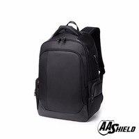 AA Shield Bullet Proof School Bag Ballistic NIJ IIIA 3A Plate Safety Body Armor Backpack Panel