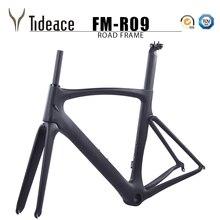 Легкий углерод рама для шоссейного велосипеда китайская карбоновая рама для шоссейного велосипеда Bicicleta 54 см PF30 дорожная велосипедная дорожка карбоновая рама