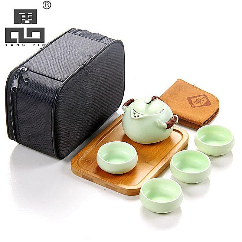 Tangpin Drinkware Ceramic Teapot Kettle Quick Cup Gaiwan