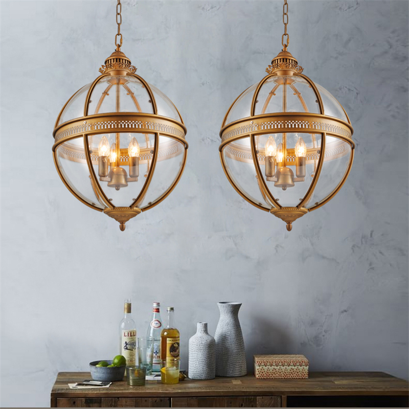 wrought iron pendant lights vintage art deco suspension lamp bar living room drop light. Black Bedroom Furniture Sets. Home Design Ideas
