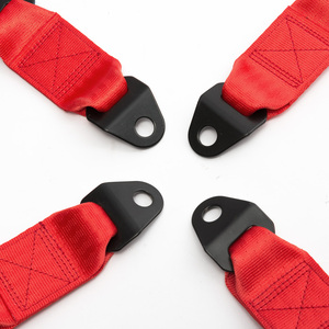 Image 5 - Different colors  2inch  Universal Vehicle Racing 4 Point Auto Car Safety Seat Belt Buckle Harness EPM 02BUC