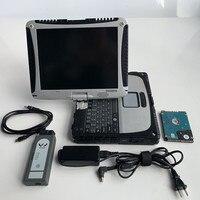 Vas 6154 original completo oki chip odis v5.13 vas 6154 suporte uds protocolo software bluetooth com portátil cf 19 tela de toque