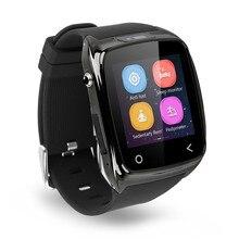 """Neue 1,54 """"Bluetooth 4,0 TFT Touch Smart Uhr Sport Smartwatch mit Fernauslöser Pedometer anti-verlorene für Android IOS"""