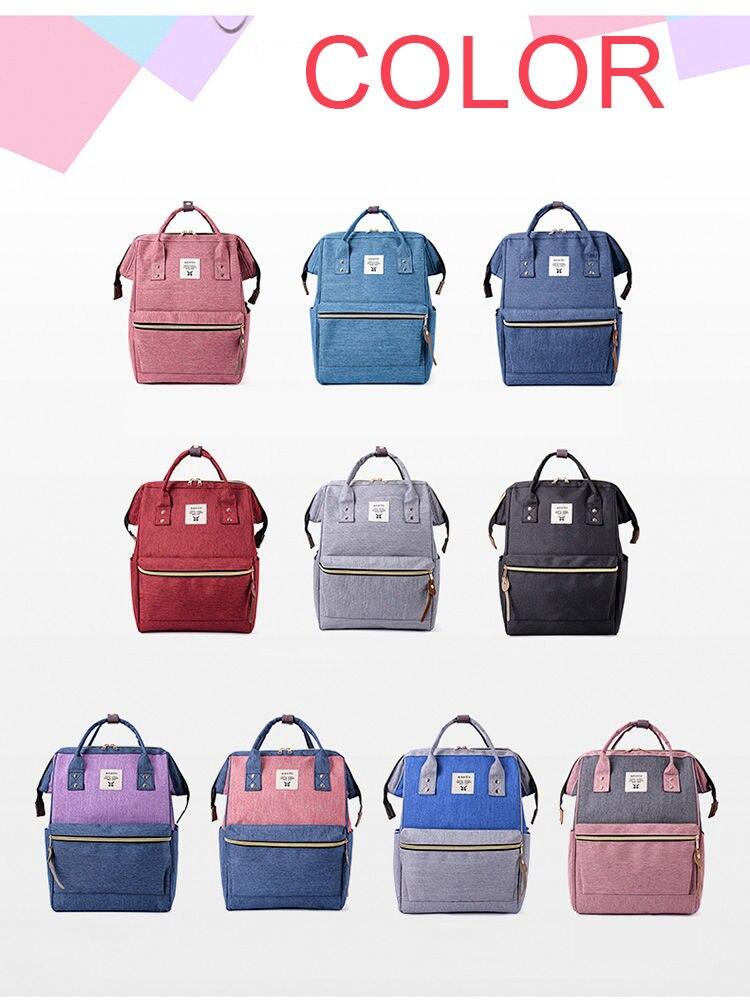 HTB12 IGPSzqK1RjSZFHq6z3CpXaN 2019 Korean Style oxford Backpack Women plecak na laptopa damski mochila para adolescentes school bags for teenage girls