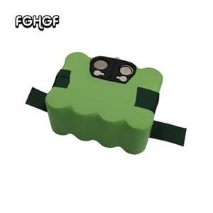 Image 1 - 14,4 ni mh Batterie Wiederaufladbare Pack 3500 MAh Aspirateur Roboter De Balayage Gießen KV8 XR210 XR510 XR210A XR210B XR510B XR510D