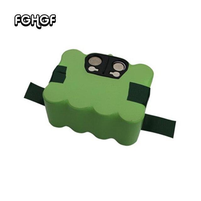 14,4 ni mh Batterie Wiederaufladbare Pack 3500 MAh Aspirateur Roboter De Balayage Gießen KV8 XR210 XR510 XR210A XR210B XR510B XR510D