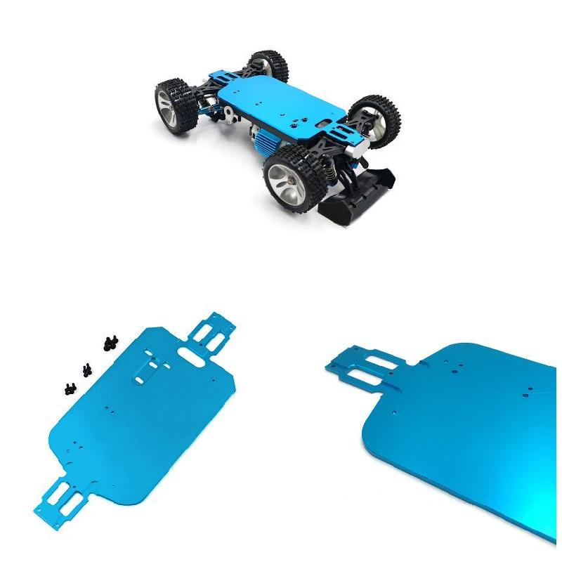 1pcs 1 18 Upgrade Metal Chassis for Remote Car Wltoys A949 A959 A969 A979 B YJS Dropship in RC Cars from Toys Hobbies