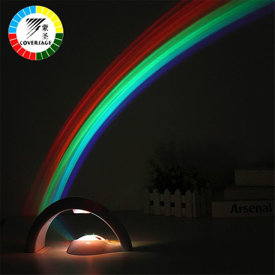 Coversage Rainbow νυχτερινό φως προβολέας - Φωτιστικό νύχτας - Φωτογραφία 2