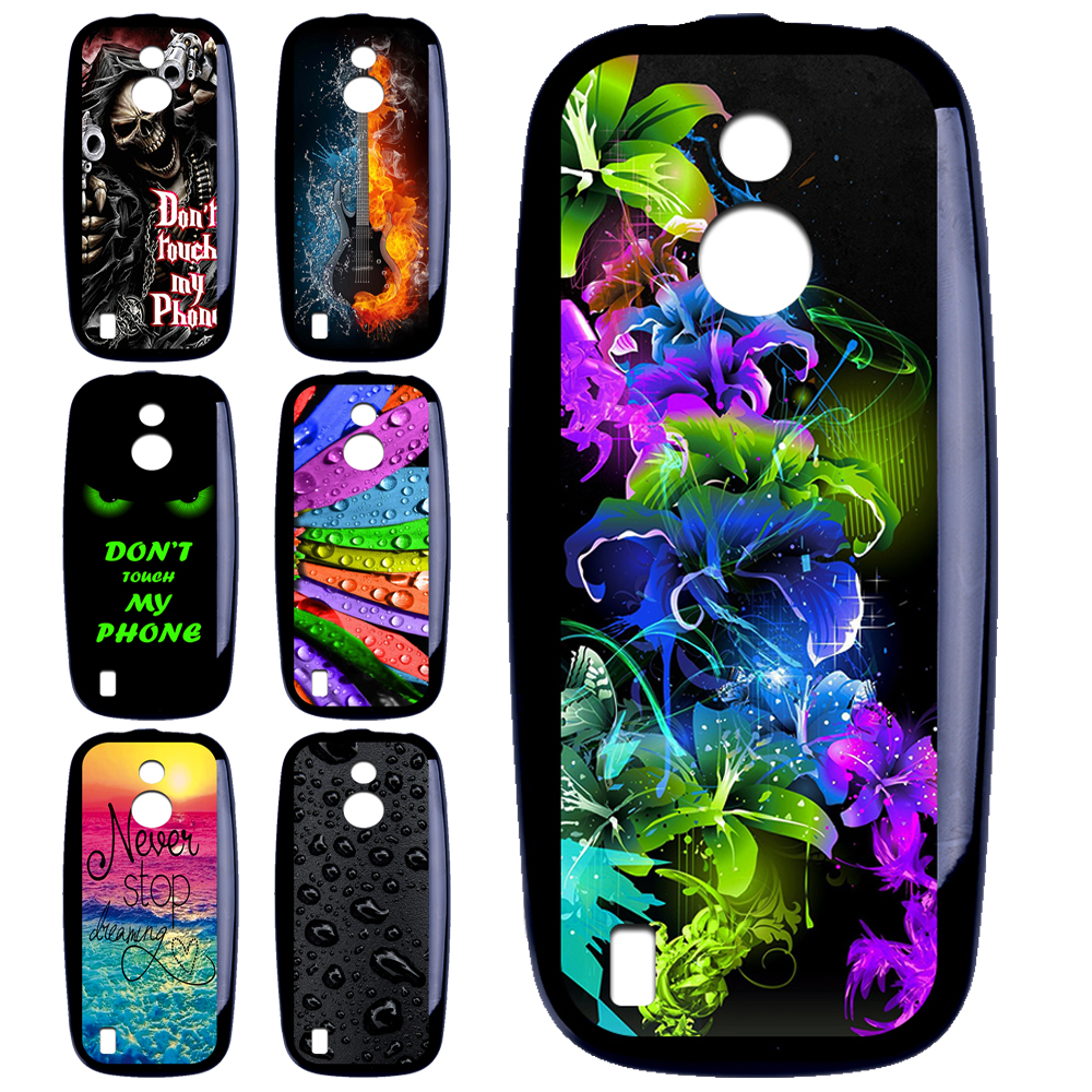 <font><b>Nokia</b></font> <font><b>3310</b></font> <font><b>3G</b></font> Cute Cartoon Pattern Style Cool Gel Soft TPU Silicone Case for <font><b>Nokia</b></font> <font><b>3310</b></font> <font><b>3G</b></font> DIY Half-wrapped Phone <font><b>Cover</b></font> Celular image