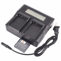 DSTE NP 40 Battery with 1.5A Dual USB Battery Charger for Casio Exilim EX FC100 EX FC160S PRO EX P505 Camera