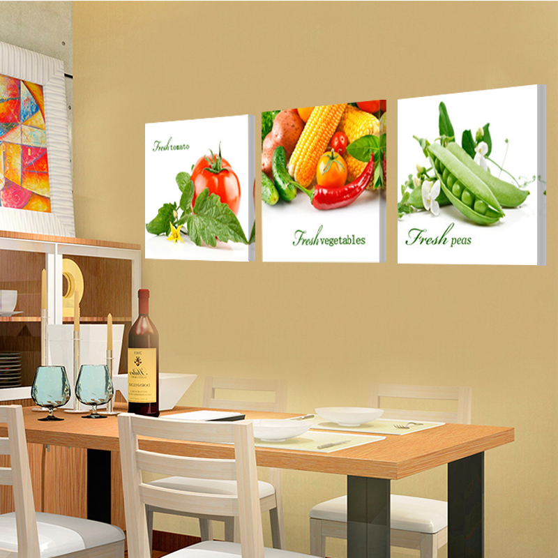 fruta lienzo cuadro de la pared para la cocina comedor pintura de la lona decoracin arte