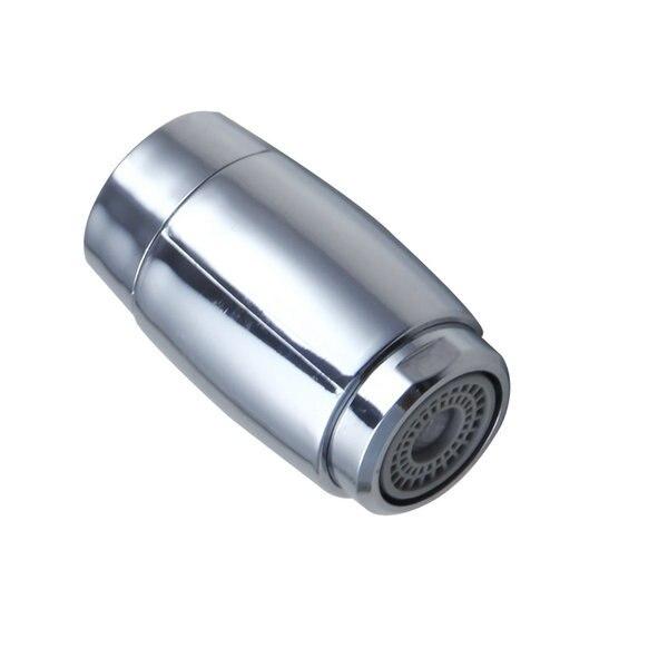 Е-пак высокое качество D006/2 ABS 3 цвета Glow душ Светодиодные водопроводный кран Tap Dropshipping Для Ванная комната/ кухня