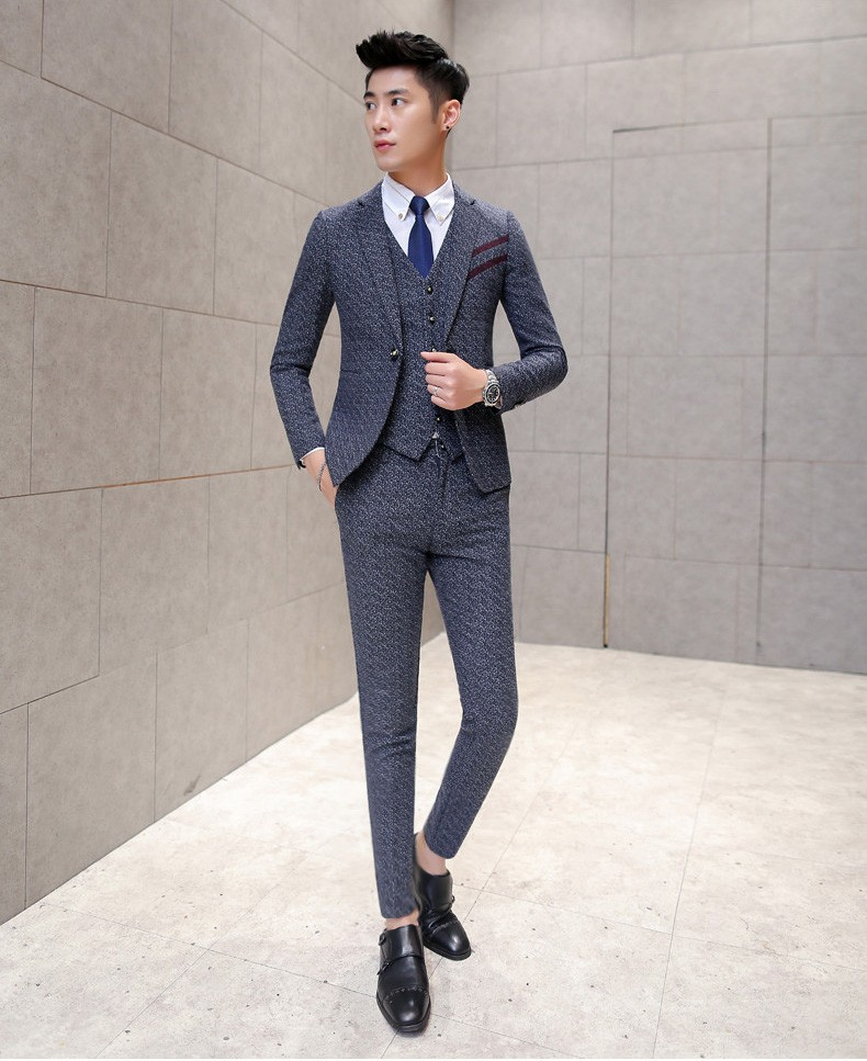 grey full suits