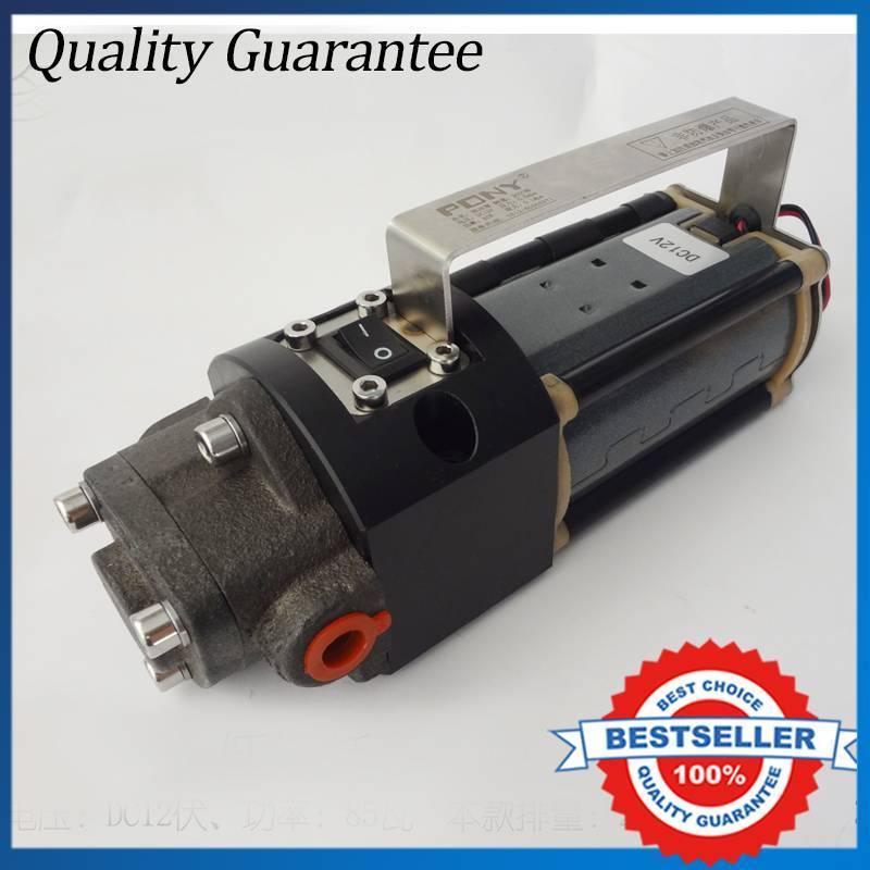 Vehicle Maintenance Low Noise Oil Pump Small 12V 85W Gear Oil Pump фонарик 8500lumen 45 65 85w hid 8700
