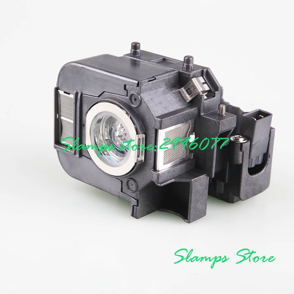 ELPLP50 Compatible Projector lamp with housing for EPSON EB-824 EB-824H EB-825 EB-826W EB-826WH EB-84 EB-84e EB-85 H294B xim projector lamp with housing elplp67 for epson eb c30x eb s01 eb s02 eb s02h eb s11 eb s12 eb tw480 eb w01