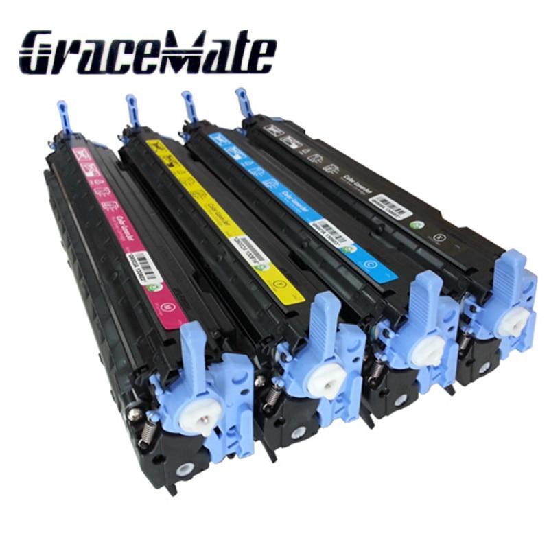 Q6000A/Q6001A/Q6002A/Q6003A cartouche de Toner Compatible pour HP Laserjet 1600/2600/2605/1015/1017/couleur