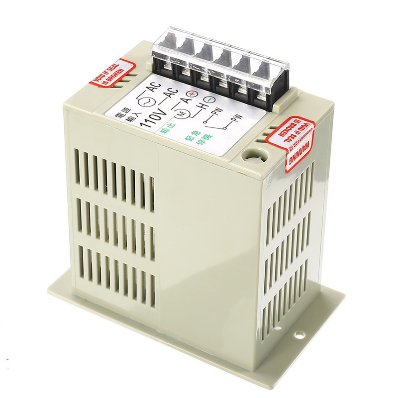 AC 110V Rotary Knob Voltage Speed Controller DC Motor Variable DC0-90V Motor Emergency Stop Used For Single (1/3) Phase MotorsAC 110V Rotary Knob Voltage Speed Controller DC Motor Variable DC0-90V Motor Emergency Stop Used For Single (1/3) Phase Motors