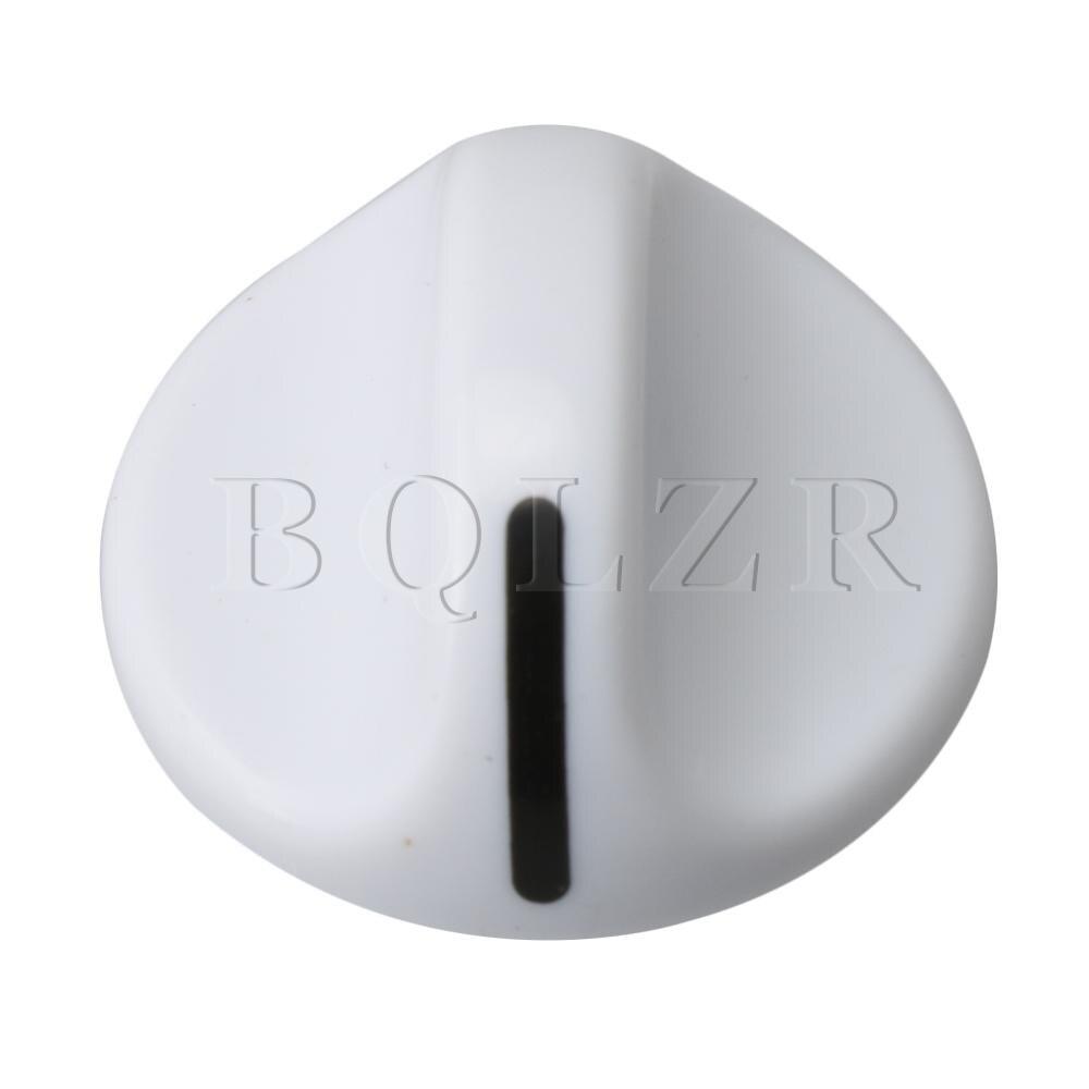 BQLZR 35x20mm 131965300 White Dryer Knob Timer Knob Replacement Part Lightweight