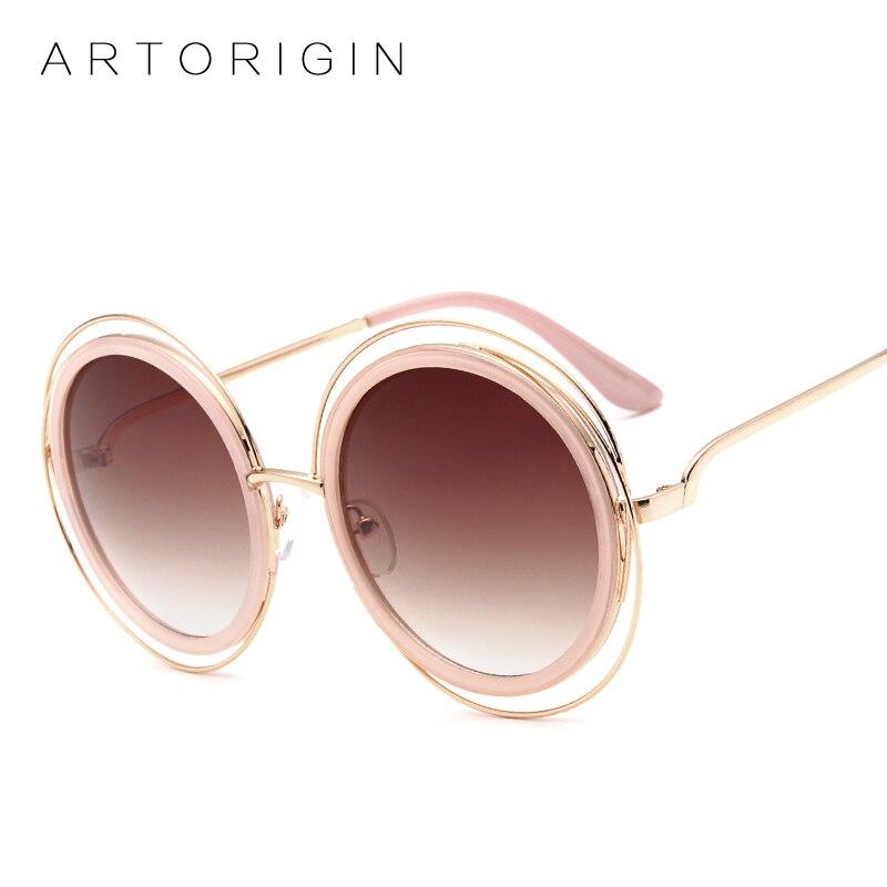 ARTORIGIN Doppel Sonnenbrille Frauen Gradient Tee Sonnenbrille ...