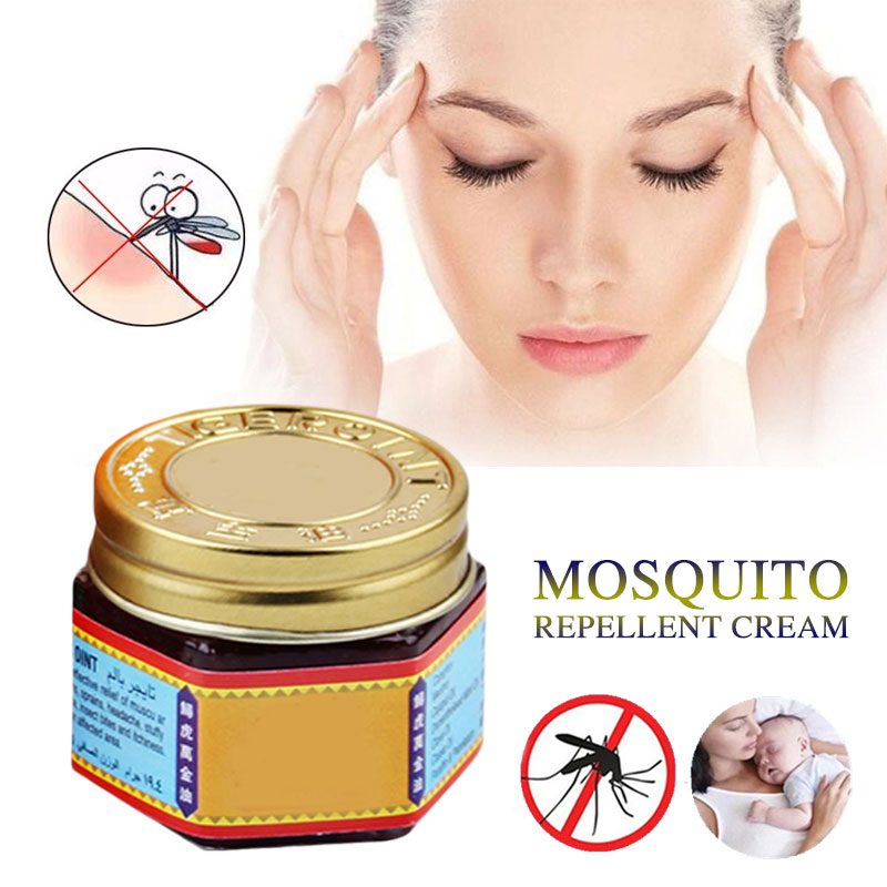 Tiger Balm Pain Killer 30g Care Massage Ointment Body Ache Fatigue Carsickness Healthcare Relief Muscle Mosquito Repellent
