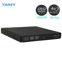 Bluray Player External USB 2 0 DVD Drive Blu Ray Combo 3D 25G 50G BD R