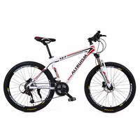 Altruism Q7 21 Speed Men Women Mountain Bike 26 Inch Aluminum MTB Bicycle Brand Bicicleta Disc