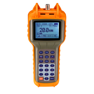 All New RY-S200 TV Signal Level Meter CATV Cable Testing 46-870MHZ MER BER