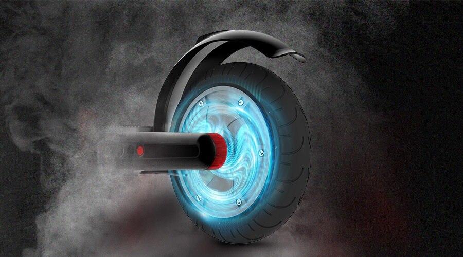 电动滑板车轮子图