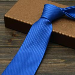 2018 Мода галстук для Для мужчин одноцветное Цвет дизайнер новый бренд Бизнес Формальные Свадебная вечеринка, Для мужчин связи с подарочной