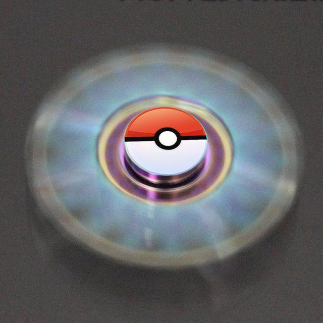 Pokemon Fidget Spinner