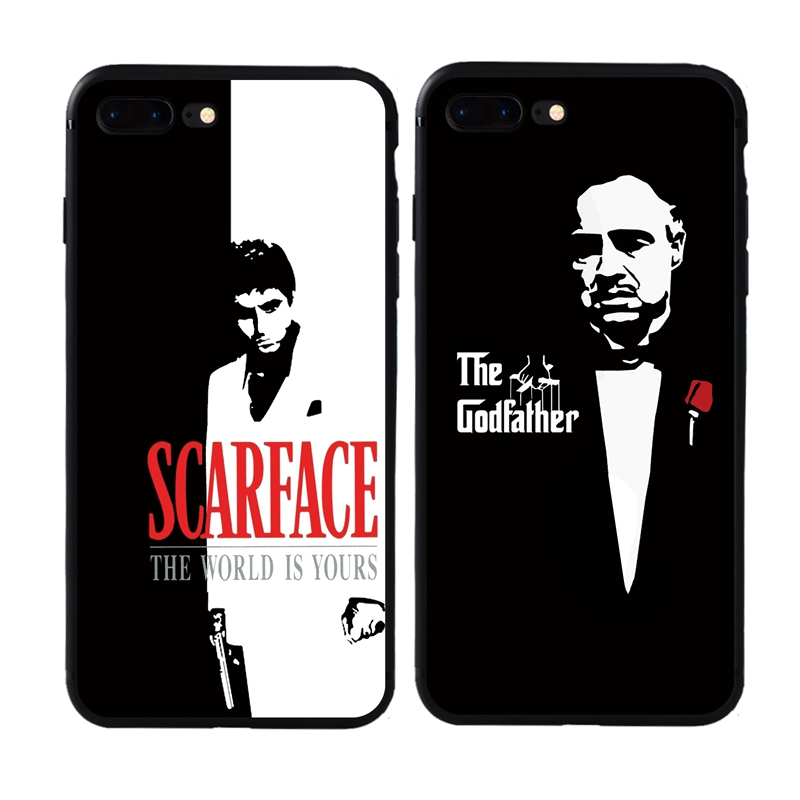Scarface Al Pacino Samsung Galaxy S4 Case Cheap GS4 ... |Scarface Phone Case