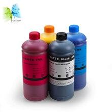 Winnerjet 4 color 1000ml Pigment ink For Epson WF7610 printer- waterproof