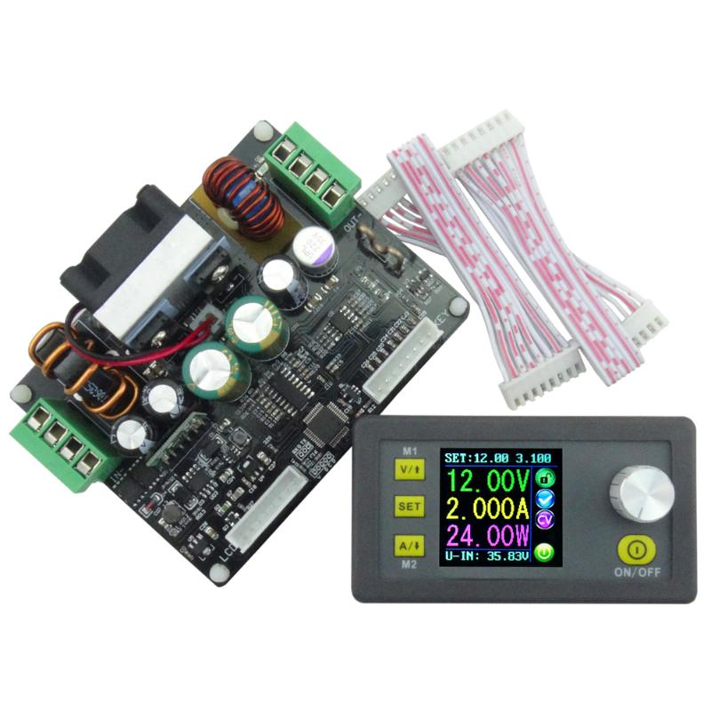 DPH3205 Buck-boost Converter Voltage Current Programmable Control Digital Control Buck-Boost Supply Power Module dps 3806 b3806 dc dc digital control boost and buck module digital led drive solar battery charging 50