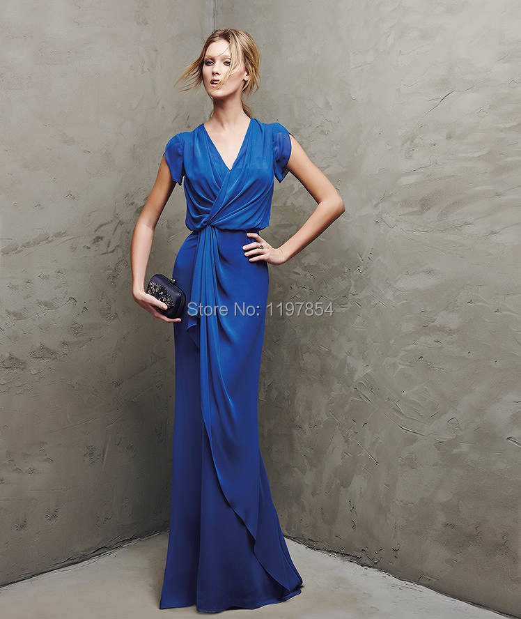 Awesome Short Sleeve Evening Gown Gallery - Images for wedding gown ...