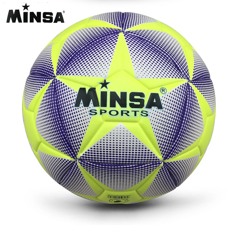 Kid football goal Soccer Ball Size 4 Sewing machine Football Ball PU Youth Student Soccer Balls Amateur Training Foot Ball soccer balls size 4