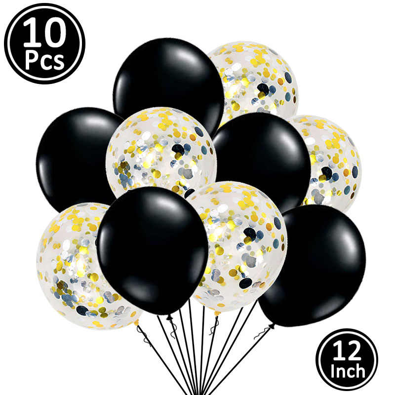 Lincaier 32 Inch 62 Cm 50th Birthday Gold Balloons Happy 50 Years Party Decorations Men Women