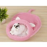 Fleece Bed, Pink