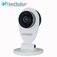 TIANANXUN Wifi IP Camera Network Wireless 720P Video Surveillance Night Vision Camera Home Security Baby Monitor