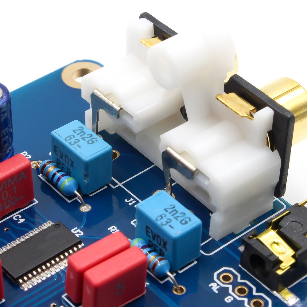 Raspberry pi 2 HIFI DAC I2S Interface Special HIFI DAC Audio Sound Card Modulecompatible raspberry pi B+ pi2