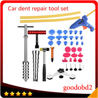 Auto Pops A Dent Ding Repair Removal Tool Car Care Tools Set for Vehicle Automobile ABS Glue Gun 220V DIY Paint of the dents