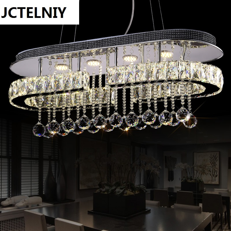 Fashion crystal pendant light modern brief restaurant pendant light rectangle personalized child lamp fashion pendant light bar pendant light brief modern pendant light