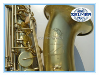 Wholesale Copy Henri Selmer Tenor Saxophone Instruments Reference 54 Bronze