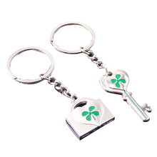 2 Pcs Four-leaf Lucky Clover St.Patrick Day Gift