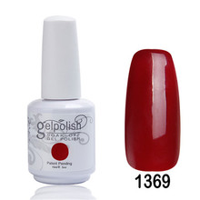 Rosy Nails Factory Nail Gel Supply 261 New Colors Gel Lacquer Soak Off UV LED Gel Nail Polish